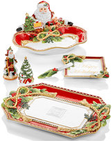 Fitz & Floyd Holiday Serveware Collection