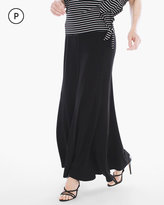 Chico's Aria Solid Maxi Skirt