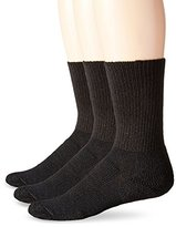 Thorlo Men's - Women's Walking Moderate Padded Crew Socks