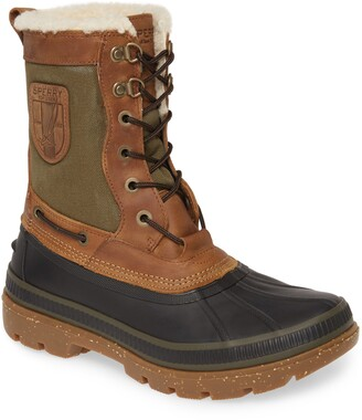 Sperry Ice Bay Tall Waterproof Snow Boot