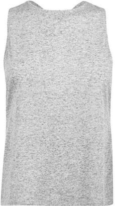 Lorna Jane Getting It Done Cropped Tank Top
