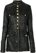 Giorgio Brato military style jacket