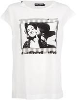 Dolce & Gabbana film print t-shirt