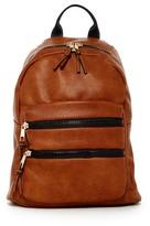 Sondra Roberts Double Zipper Backpack