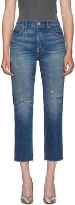 Amo Blue Loverboy Jeans