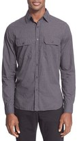 Todd Snyder Men's Extra Trim Fit Utility Shirt