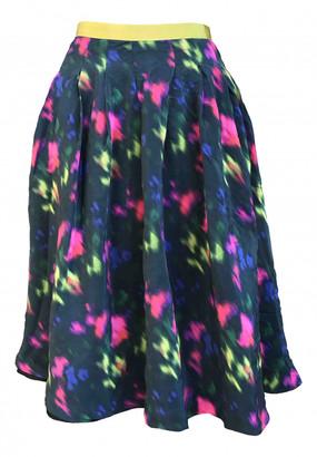 Toast Multicolour Silk Skirts