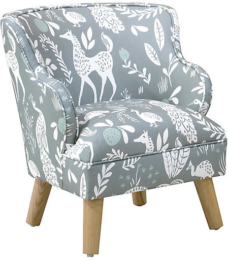 Kira Kidsu0027 Accent Chair   Mint Frolic