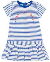 Marc Jacobs Infant Girls Striped Jersey Dress