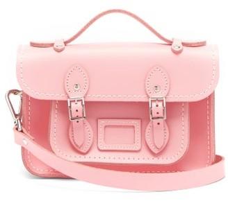 COMME DES GARÇONS GIRL X The Cambridge Satchel Company Leather Bag - Pink