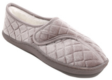 George Quilted Full Back Slippers