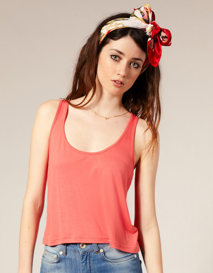 Asos 'The Crop' Tank