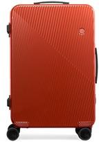 "ITO GINKGO 24"" pattern suitcase"