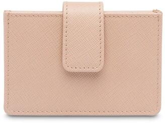 Prada Structured Card Holder