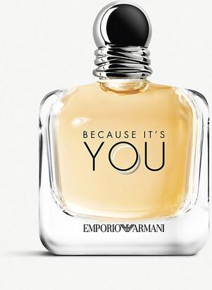 Emporio Armani Because It's You eau de parfum 150ml