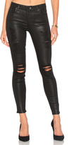 7 For All Mankind The Ankle Distressed Skinny