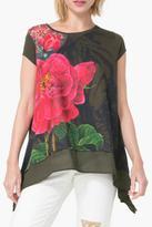 Desigual Floriana T Shirt
