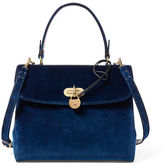 Ralph Lauren Medium Velvet Tiffin Bag