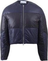Alexander Wang Quilted Cropped Jacket
