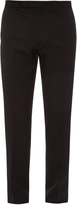Valentino Slim-fit wool-twill chino trousers