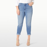 NYDJ Alina Convertible Ankle In Cool Embrace Denim In Plus