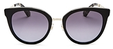 Kate Spade Jazzlyn Cat Eye Sunglasses, 51mm