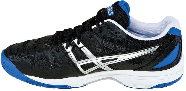 Asics gel-solution slam tennis shoes - men