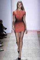 HERVE LEGER A modern look and fit is created