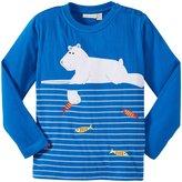 Jo-Jo JoJo Maman Bebe Polar Bear Top (Toddler/Kid) - Blue-3-4 Years
