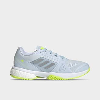 adidas Women's by Stella McCartney Barricade Boost Tennis Shoes