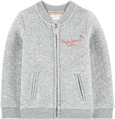 Pepe Jeans Embossed jersey sweatshirt