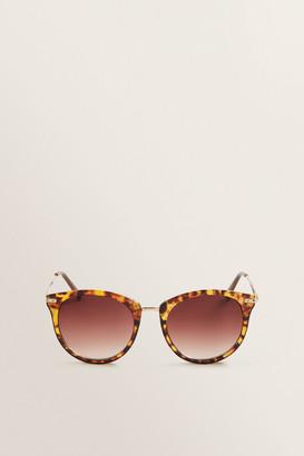 Seed Heritage Mona Round Sunglasses