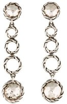 John Hardy Palu Round Drop Earrings