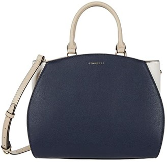 Fiorelli Demi Satchel (Grey Mix) Satchel Handbags