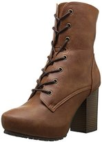Qupid Women's Sotto-01 Boot