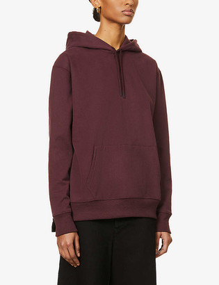 Riley Studio Classic organic cotton and recycled polyester-blend hoody
