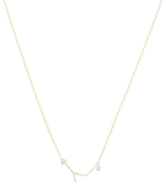 Meira T 14K Yellow Gold & 0.14 Total Ct. Diamond Arrow Necklace