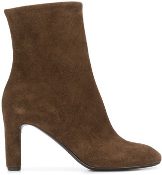 Del Carlo Smooth Ankle Boots