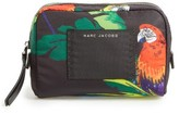 Marc Jacobs B.y.o.t. Parrot Print Small Cosmetics Bag