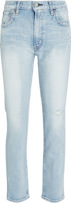 Moussy Hillrose High-Rise Skinny Jeans