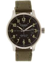 Filson Mackinaw Field 3HD Stainless Steel Watch, 43mm
