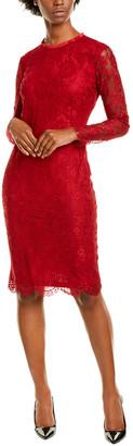 Escada Dalisa Sheath Dress