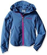 Columbia Girls' Splash Flash II Hooded Softshell Jacket