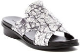 French Connection Basia Marbled Sandal