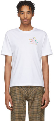Carne Bollente White Caesar and Cleopatra T-Shirt