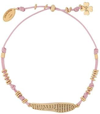 Tod's Shoe Charm Bracelet