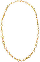 "Stephanie Kantis Coronation 24k Gold Plate Small Necklace, 42""L"