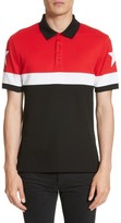 Givenchy Men's Cuban Fit Stripe Polo