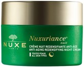 NUXE Skincare Nuxuriance Night Brightening Re-Densifying Radiance Cream - 1.5 oz.