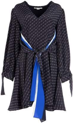 Stella McCartney Lea Logo Print Dress